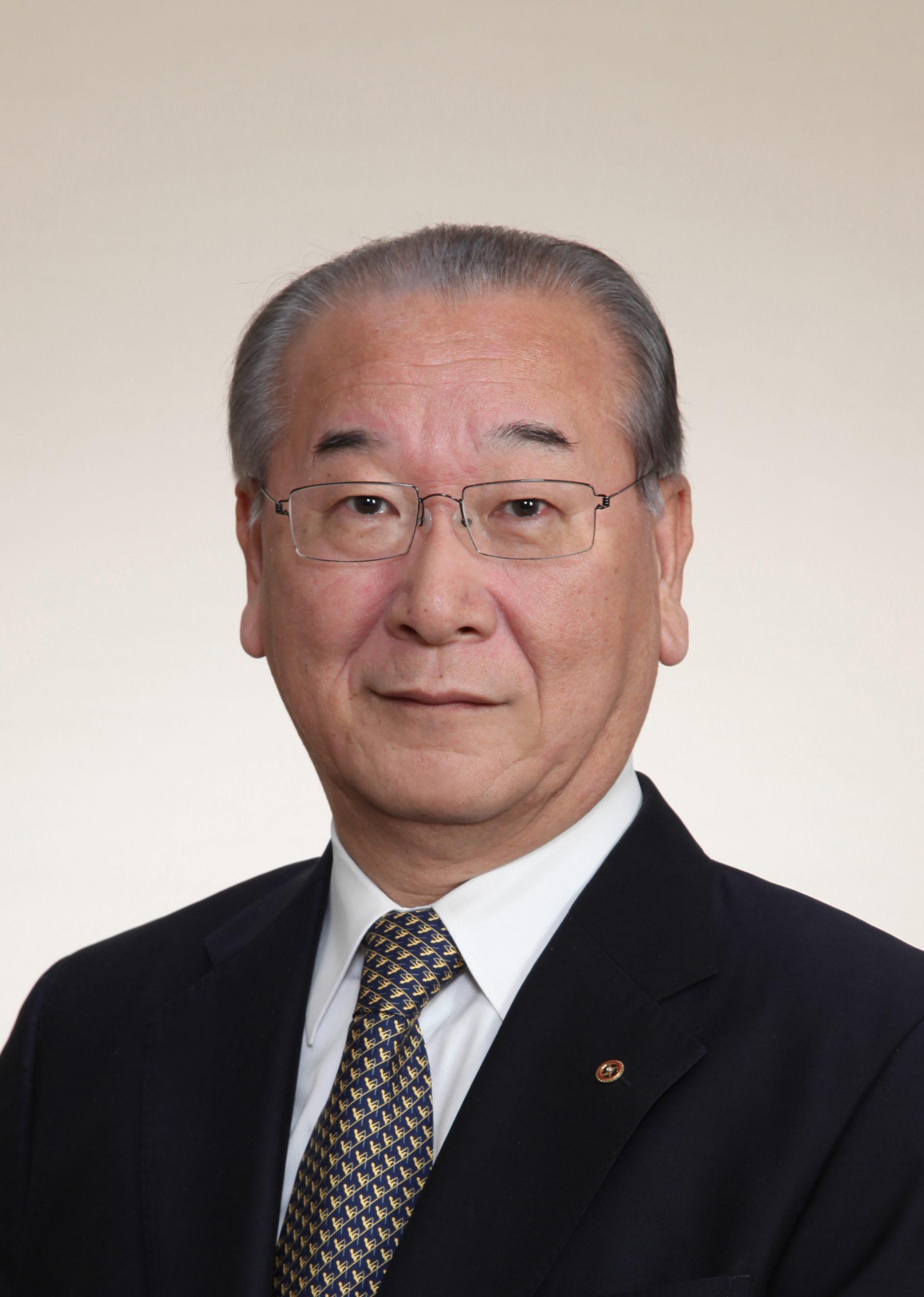 札幌商工会議所会頭 校主 岩田 圭剛